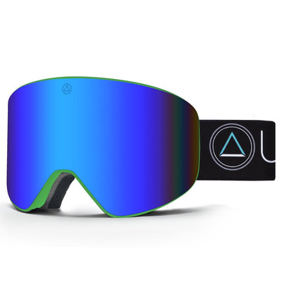 Gafas de Esqui Avalanche Green Northern Lights UL-004-06