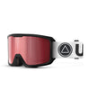 Ski glasses Cliff Black / Cherry
