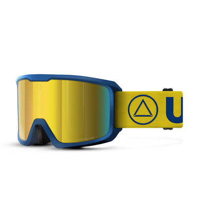Gafas de Esqui Cliff Blue / Yellow