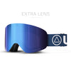 Gafas de Esqui Freeride V2 Black / Blue