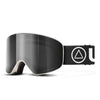 Ski glasses Avalanche White / Black