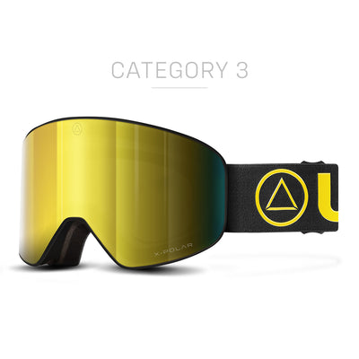 Avalanche Black / Yellow