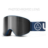 Ski Glasses Avalanche Blue / Black