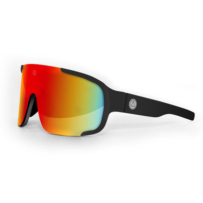 Gafas Deportivas Bolt Black / Red