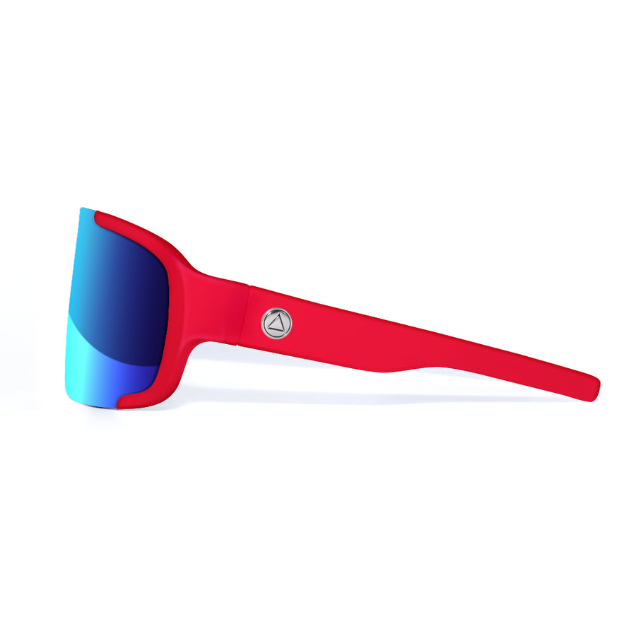Gafas Deportivas Bolt Red / Blue