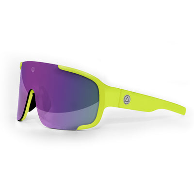 Gafas Deportivas Bolt Yellow / Purple