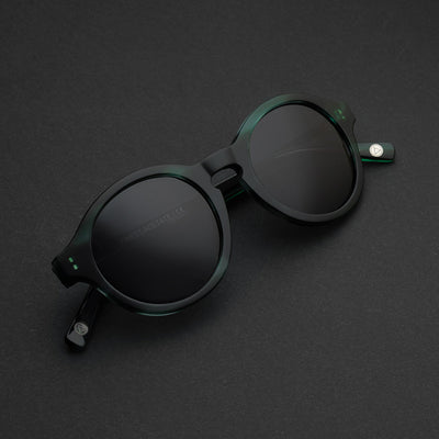 Valley Green Tortoise / Black
