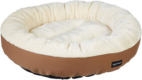 AmazonBasics Round Pet Bed