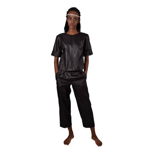 Women's Top and Trouser