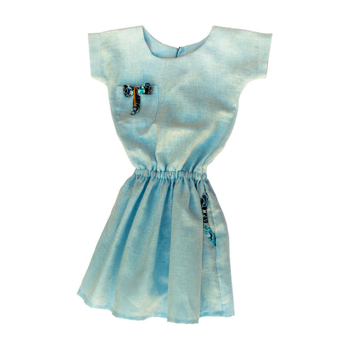 Kids KI-PEPEO Abby Dress on RONKOS