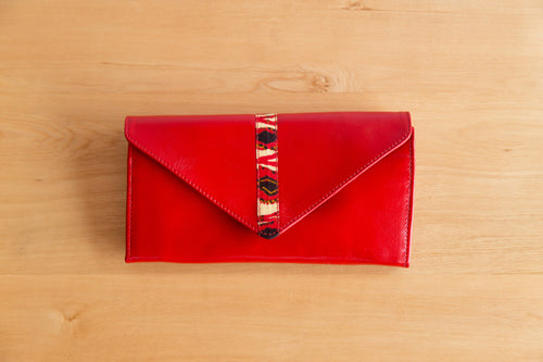 Women's Accessories Envelope Wallet by DOKMAI on RONKOS