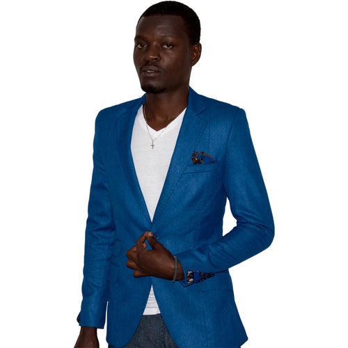 Men's Suits Casual Jacket by SILAS on RONKOS