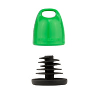 Sipsee® - Green Case | Black Stopper