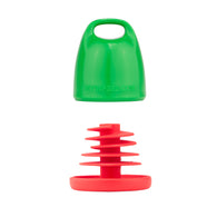 Sipsee® - Green Case | Red Stopper