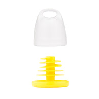 Sipsee® - White Case | Yellow Stopper