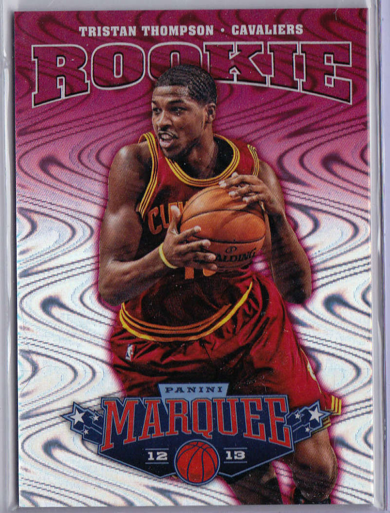 2012-13 Panini Marquee Group I Rookies Swirlorama #182 Tristan Thompson NM-MT I RC Rookie