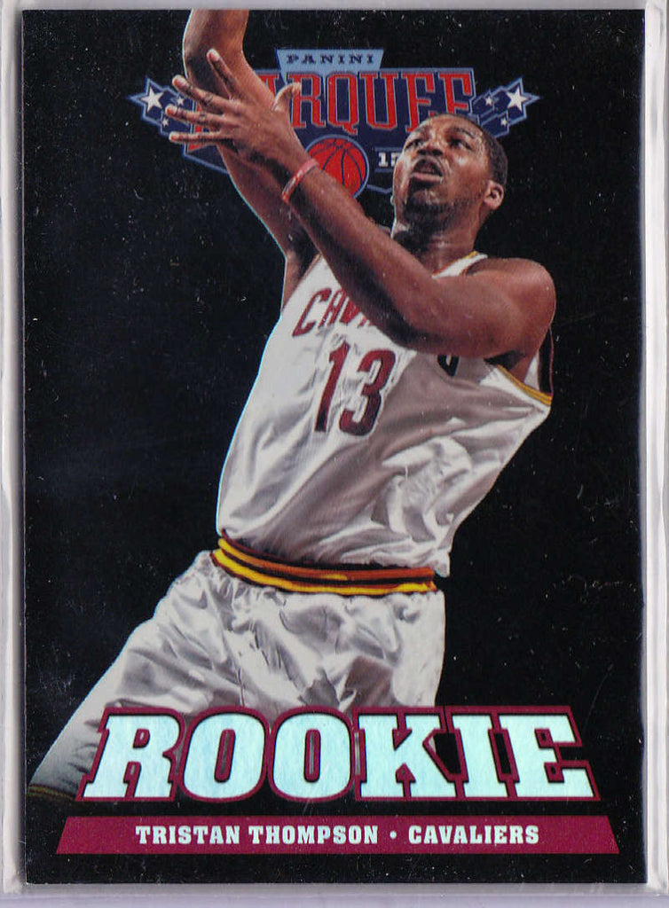 2012-13 Panini Marquee Group II Rookies Black Holoboard #262 Tristan Thompson NM-MT I RC Rookie