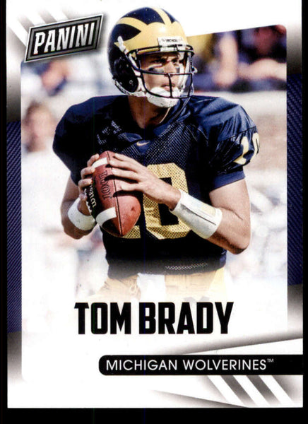 2015 Panini Father's Day  #1 Tom Brady NM-MT+  1