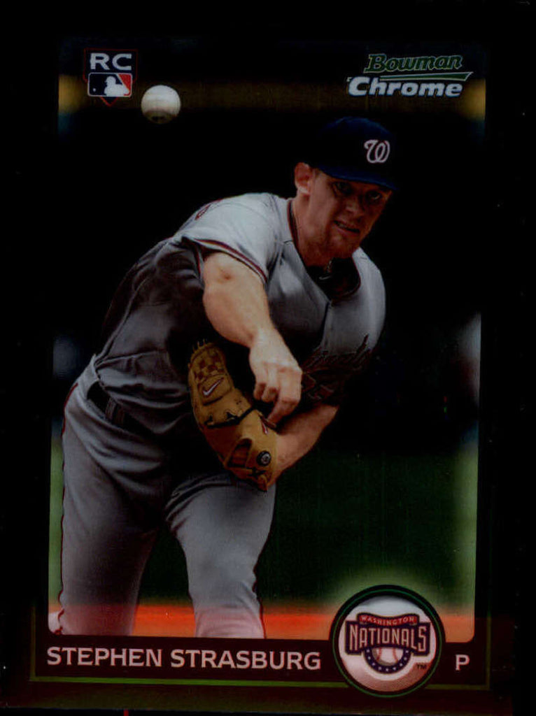 2010 Bowman Chrome #205 MINT a