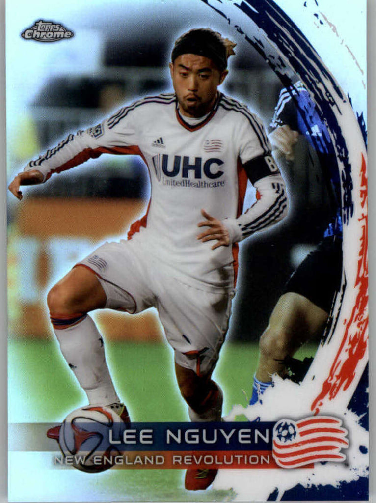 2014 Topps Chrome Refractor #19 Lee Nguyen NM-MT+ ck