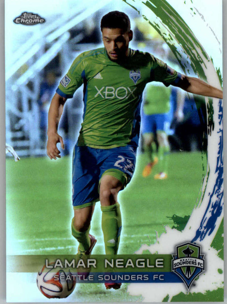 2014 Topps Chrome Refractor #29 Lamar Neagle NM-MT+ ck