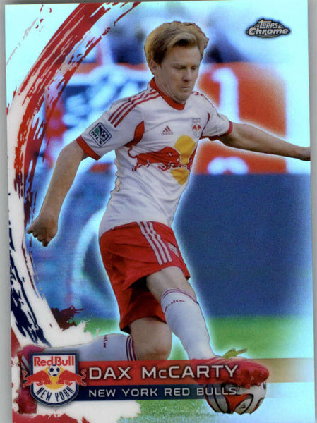 2014 Topps Chrome Refractor #94 Dax McCarty NM-MT+ ck