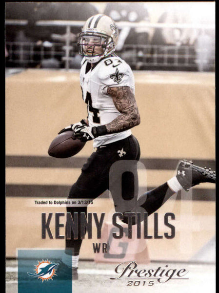 2015 Panini Prestige #22 Kenny Stills NM-MT+ cb