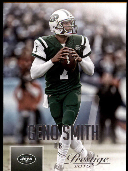 2015 Panini Prestige #27 Geno Smith NM-MT+ cb