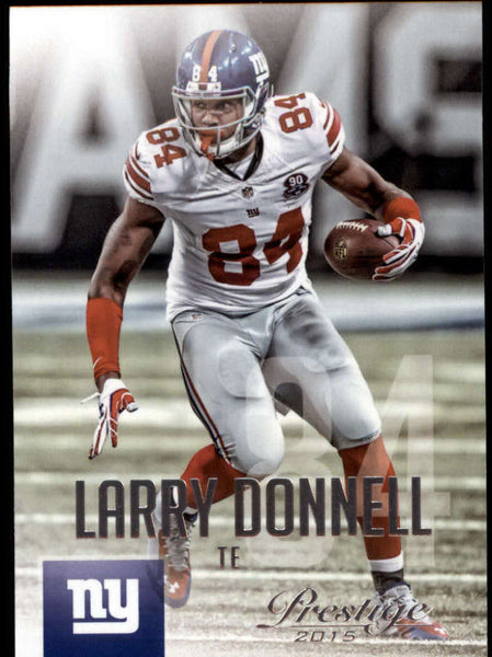 2015 Panini Prestige #43 Larry Donnell NM-MT+ cb