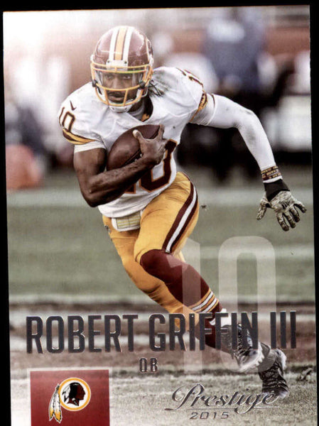2015 Panini Prestige #51 Robert Griffin III NM-MT+ cb