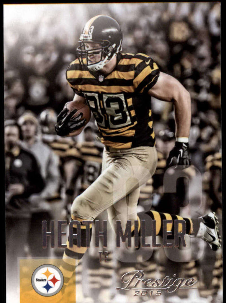 2015 Panini Prestige #79 Heath Miller NM-MT+ cb