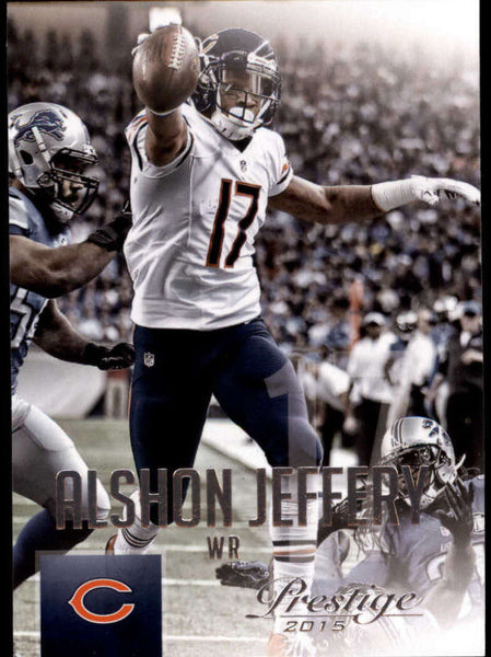 2015 Panini Prestige #83 Alshon Jeffery NM-MT+ cb
