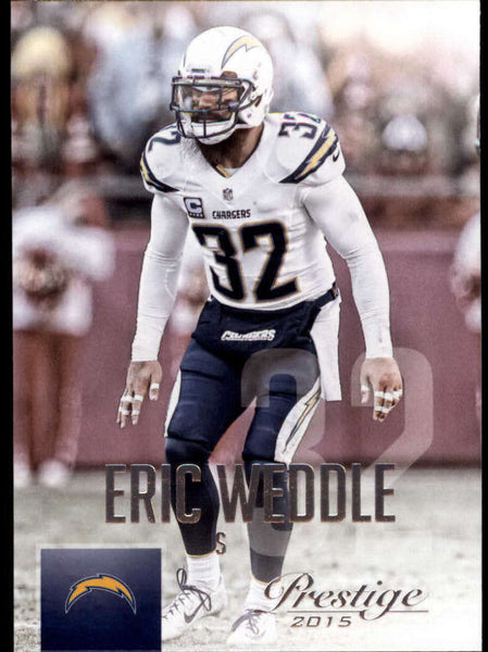 2015 Panini Prestige #181 Eric Weddle NM-MT+ cb