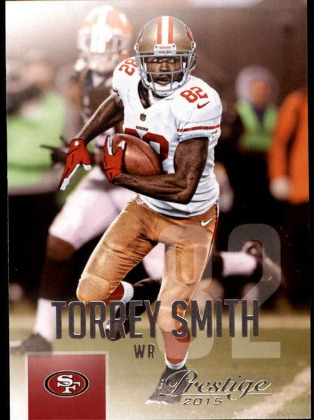 2015 Panini Prestige #195 Torrey Smith NM-MT+ cb