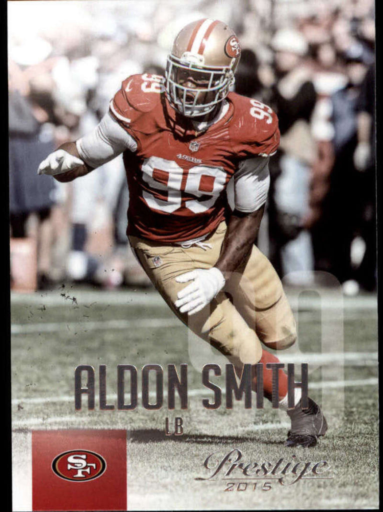 2015 Panini Prestige #200 Aldon Smith NM-MT+ cb