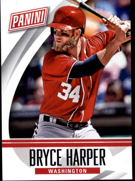 2015 Panini National Convention #5 Bryce Harper NM-MT+ H4