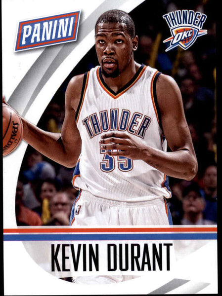 2015 Panini National Convention #7 Kevin Durant NM-MT+ H4