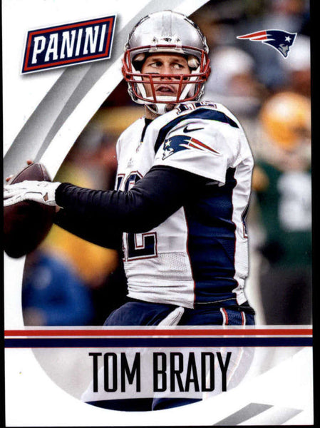 2015 Panini National Convention #15 Tom Brady NM-MT+ H4