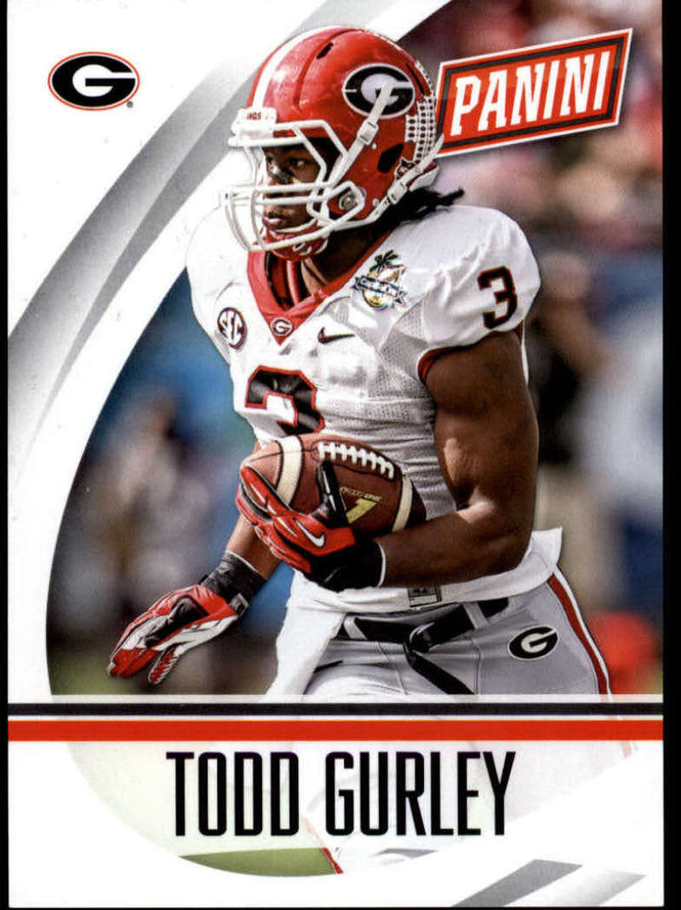2015 Panini National Convention #60 Todd Gurley NM-MT+ H4