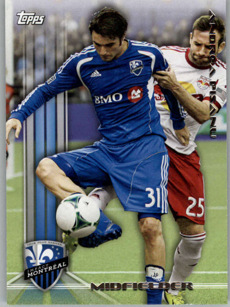 2013 Topps MLS #30 Andrea Pisanu NM-MT+ cd