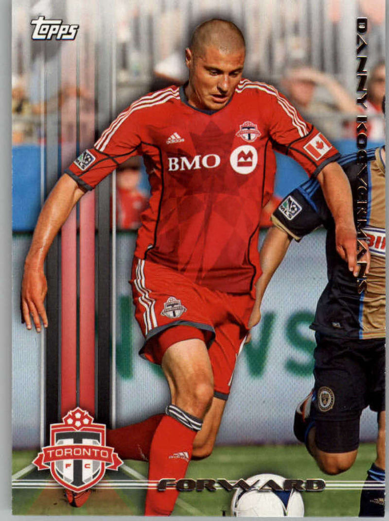2013 Topps MLS #50 Danny Koevermans NM-MT+ cd