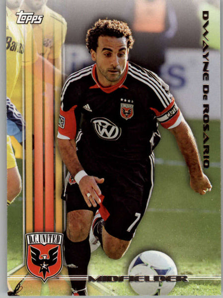 2013 Topps MLS #52 Dwayne De Rosario NM-MT+ cd