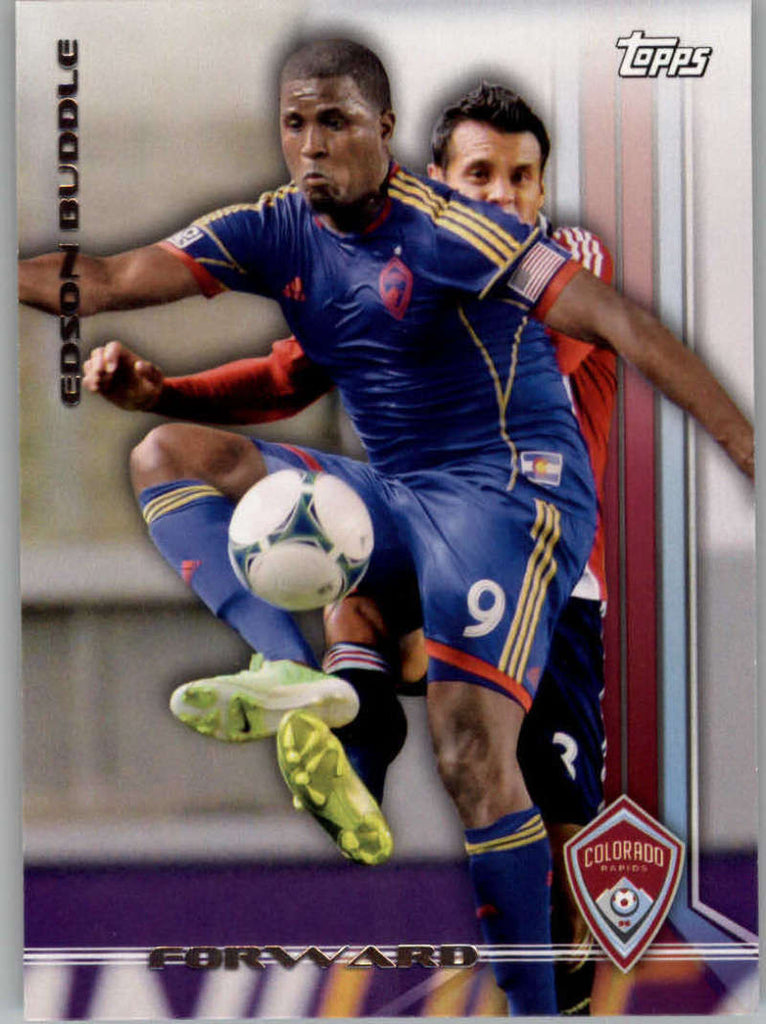 2013 Topps MLS #98 Edson Buddle NM-MT+ cd