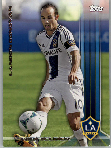 2013 Topps MLS #100 Landon Donovan NM-MT+ cd