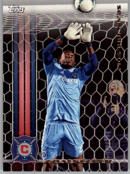 2013 Topps MLS #109 Sean Johnson NM-MT+ cd