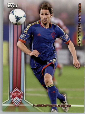 2013 Topps MLS #120 Brian Mullan NM-MT+ cd