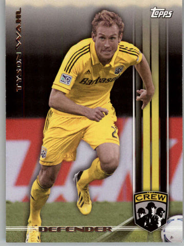 2013 Topps MLS #123 Tyson Wahl NM-MT+ cd