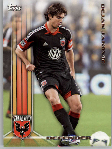 2013 Topps MLS #124 Dejan Jakovic NM-MT+ cd
