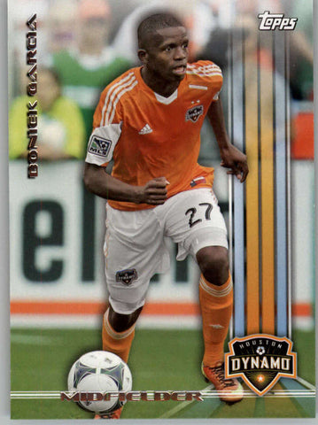2013 Topps MLS #127 Boniek Garcia NM-MT+ cd