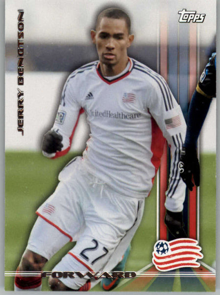 2013 Topps MLS #132 Jerry Bengtson NM-MT+ cd